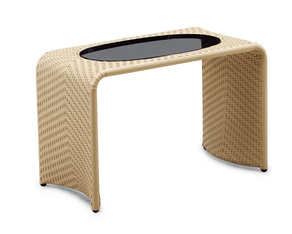 Cerise Side Table Finish: Beige