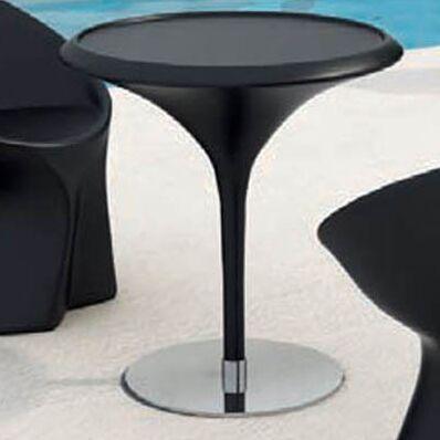 Trendy Bistro Table Finish: Grey