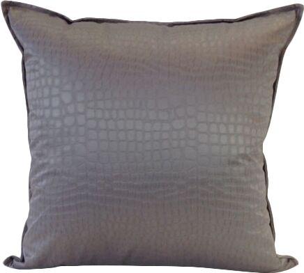 Amazon Throw Pillow Color: Pewter