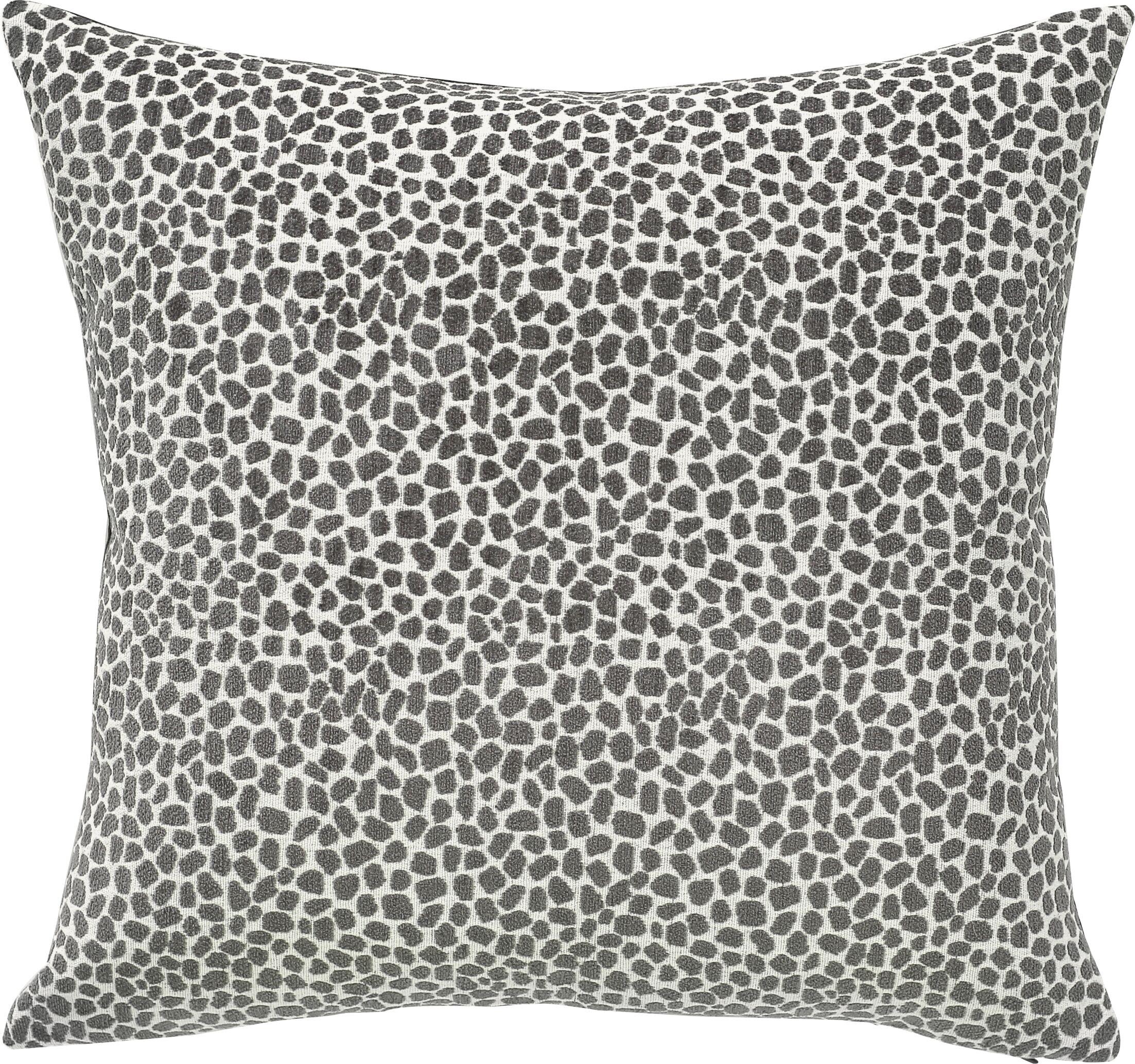 Togo Pebble Throw Pillow