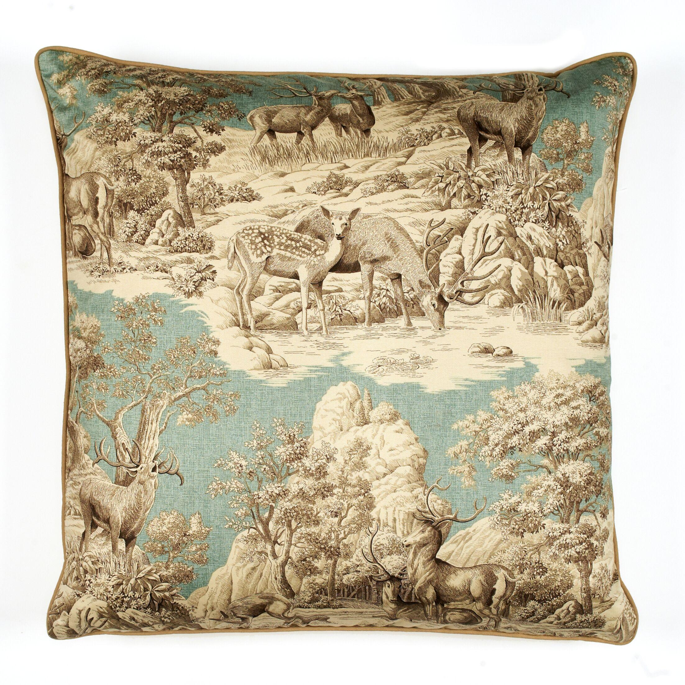 Devon Throw Pillow Color: Birch