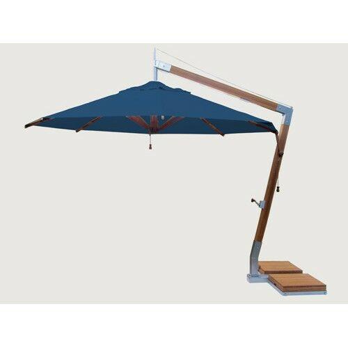 Sidewind 11.5' Cantilever Umbrella Fabric: Blue