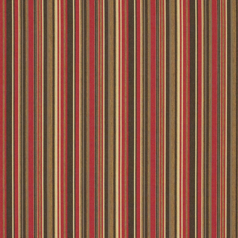 Athens Deep Seating Loveseat with Cushion Fabric: Dorsett Cherry