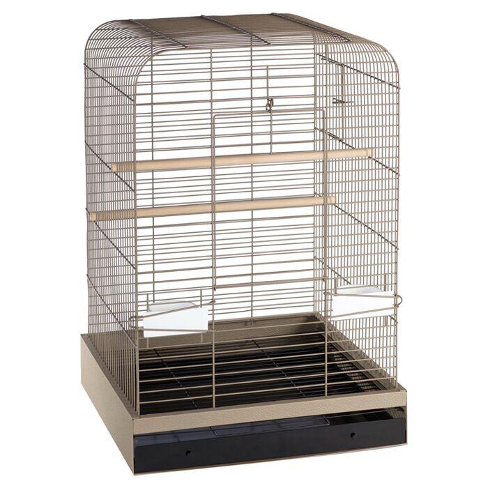 Elian Bird Cage Color: Putty