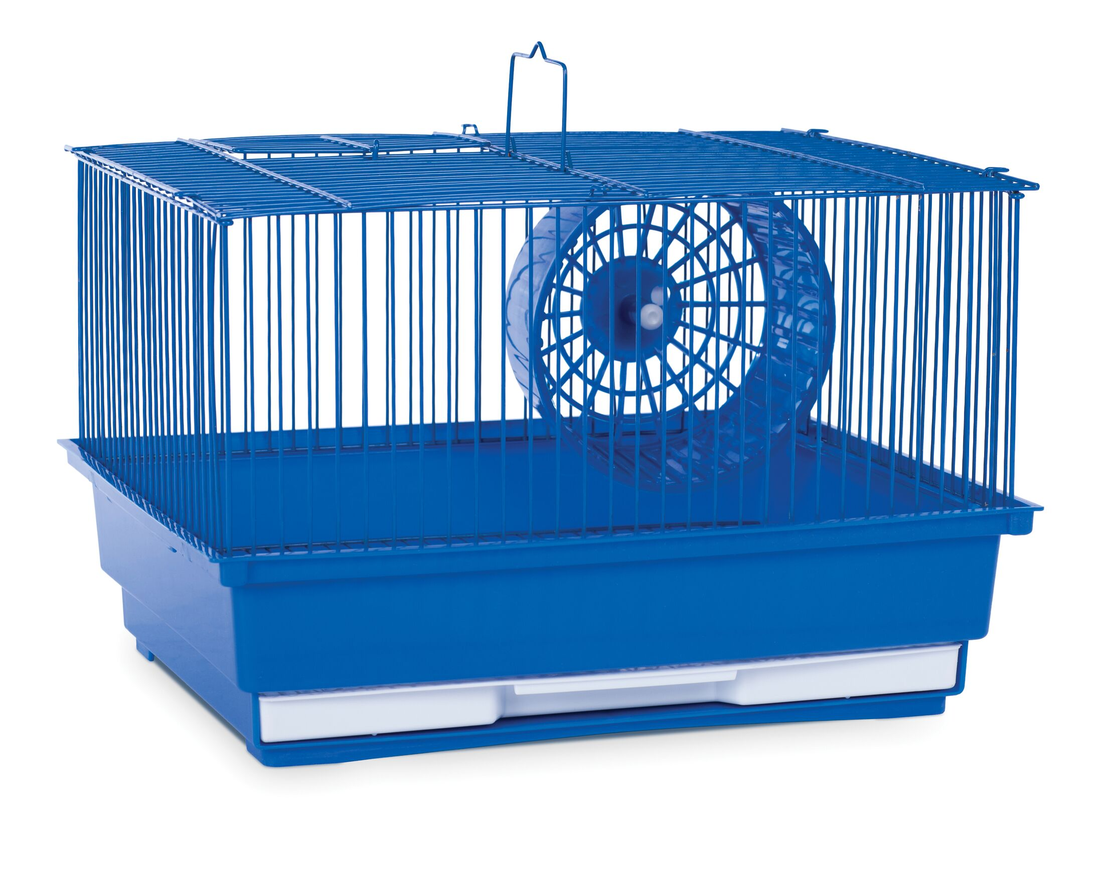 Crystal Small Animal Cage Color: Blue