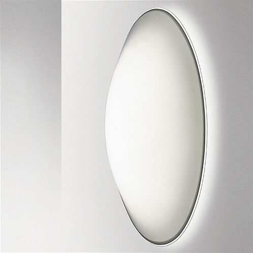 Luna Wall Fixture / Flush Mount Size / Bulb Type: 19.69