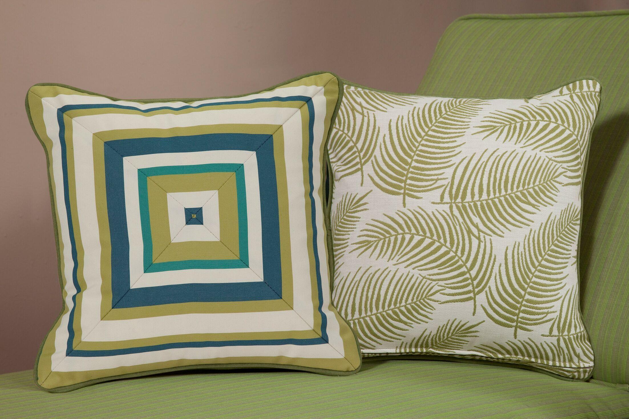 Spaeth Medium Indoor/Outdoor Sunbrella Throw Pillow