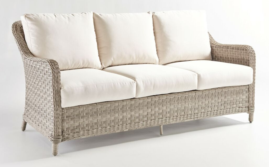 Keever Sofa with Cushion Color: Peridot