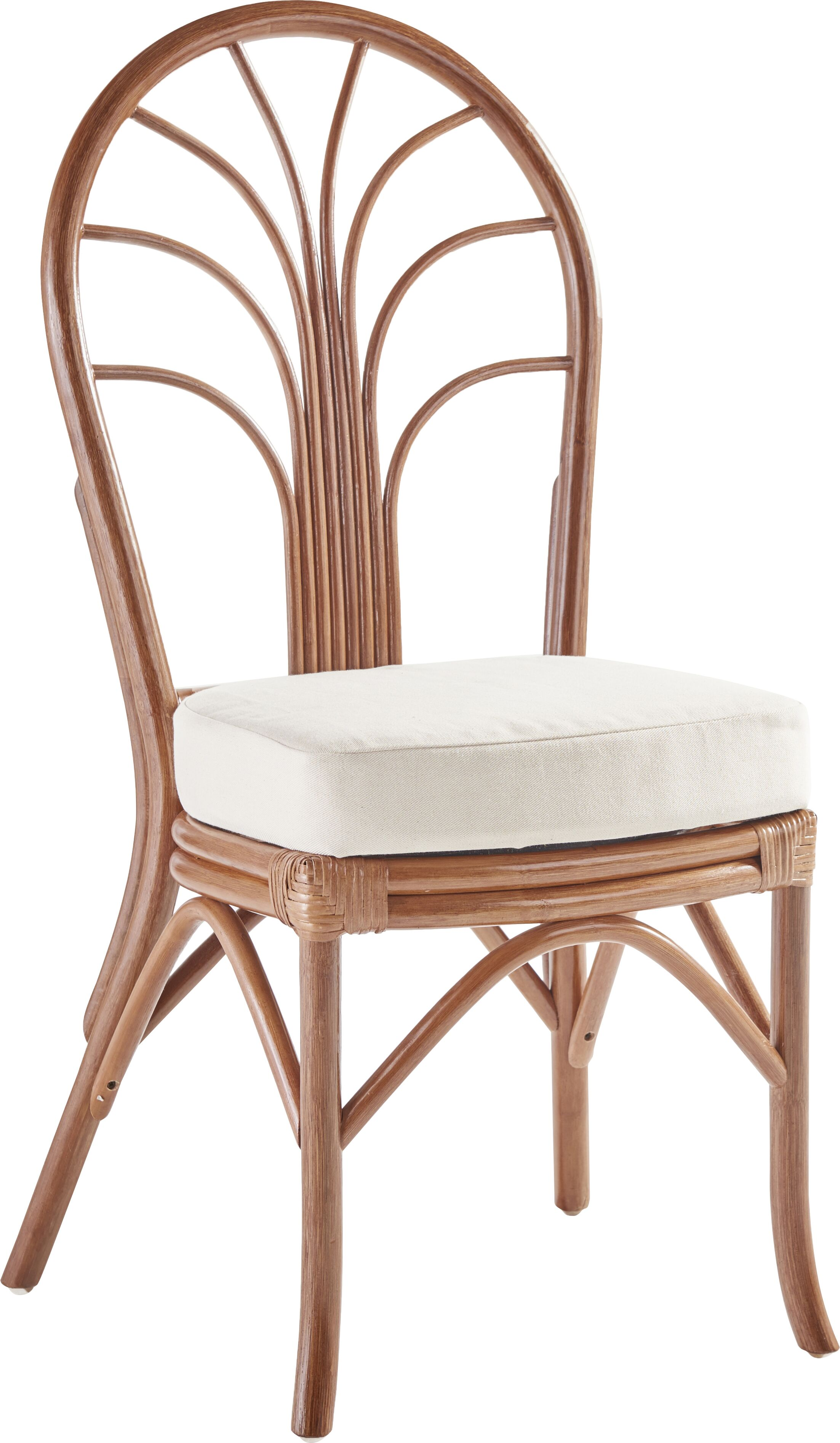 Stough Side Chair Upholstery Color: Dening Greige Natural