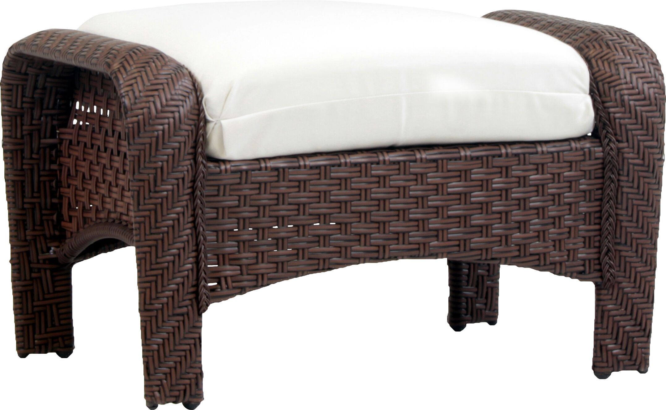Allerdale Ottoman with Cushion Fabric: Cast Shale