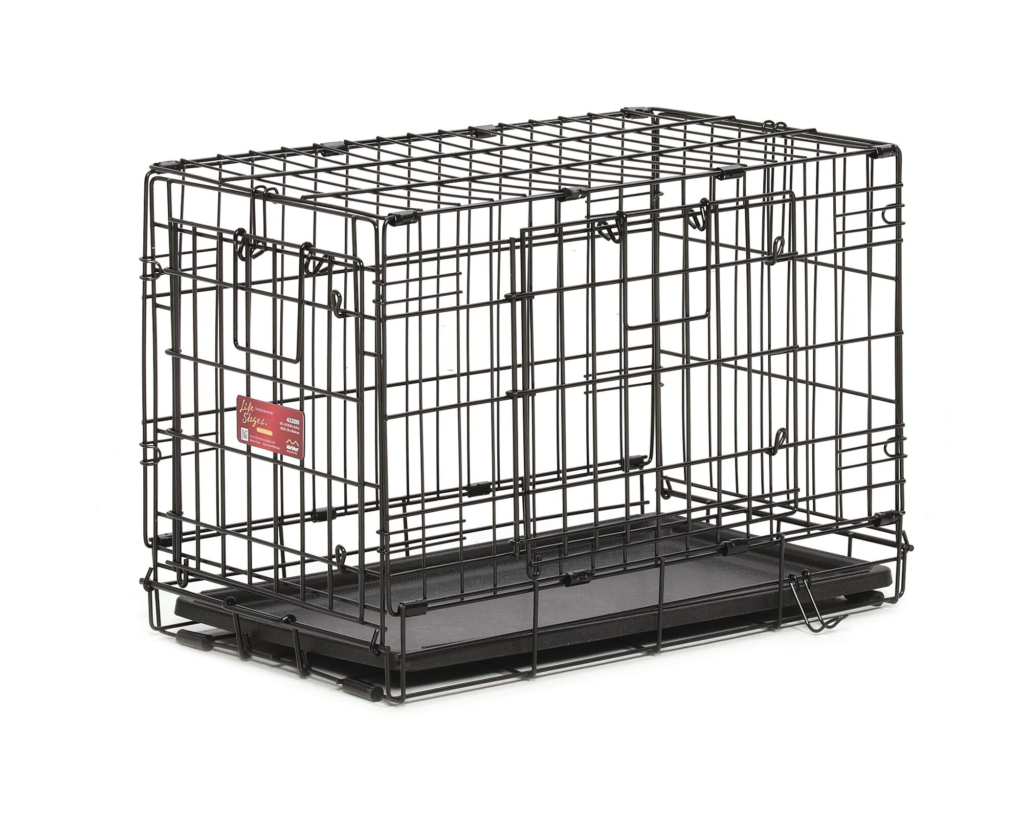 Life Stages �A.C.E. Pet Crate Size: 16