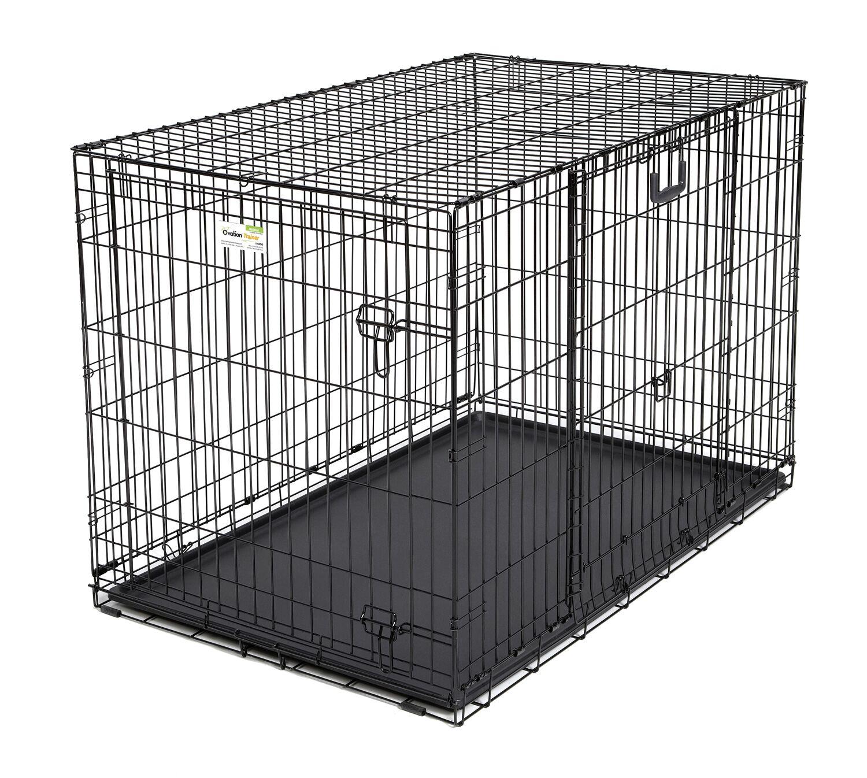 Ovation Trainer Double Door Pet Crate Size: 48