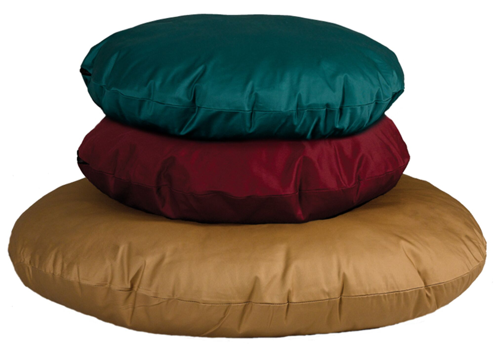 Quiet Time e'Sensuals Round Dog Pillow Size: Medium (34
