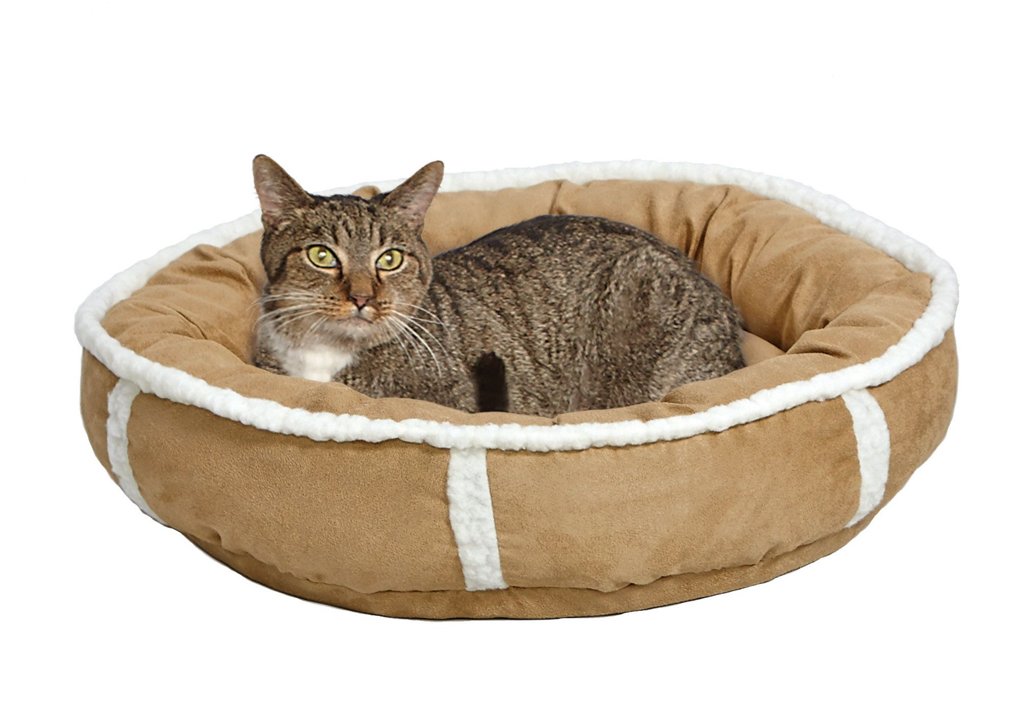 Albert Deluxe Rondelle Bed Size: Small - 21