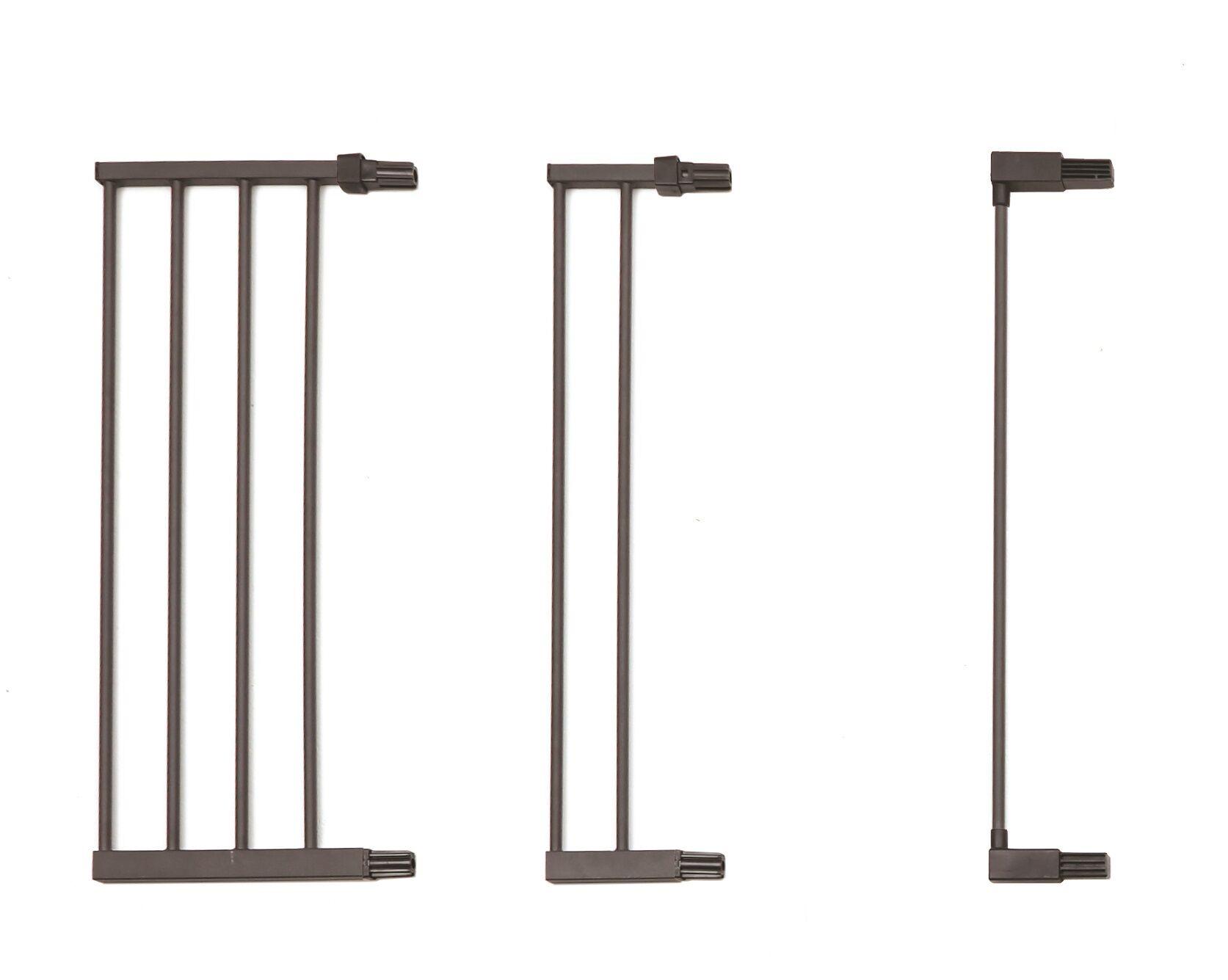 Steel Pet Gate Extension Size: 29