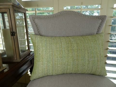 Parsburg Handmade Throw Pillow Size: 20