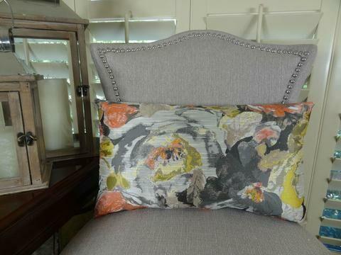Sunray Truro Handmade Throw Pillow Size: 20