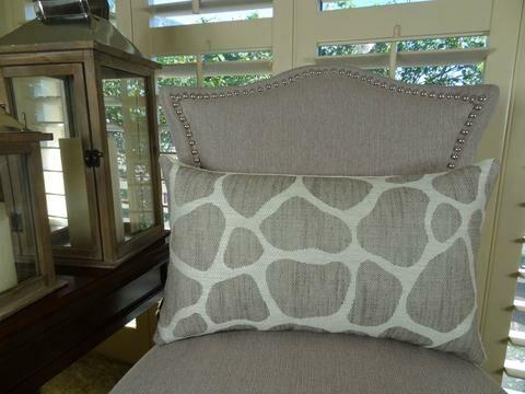 Rocky Way Handmade Throw Pillow Size: 12