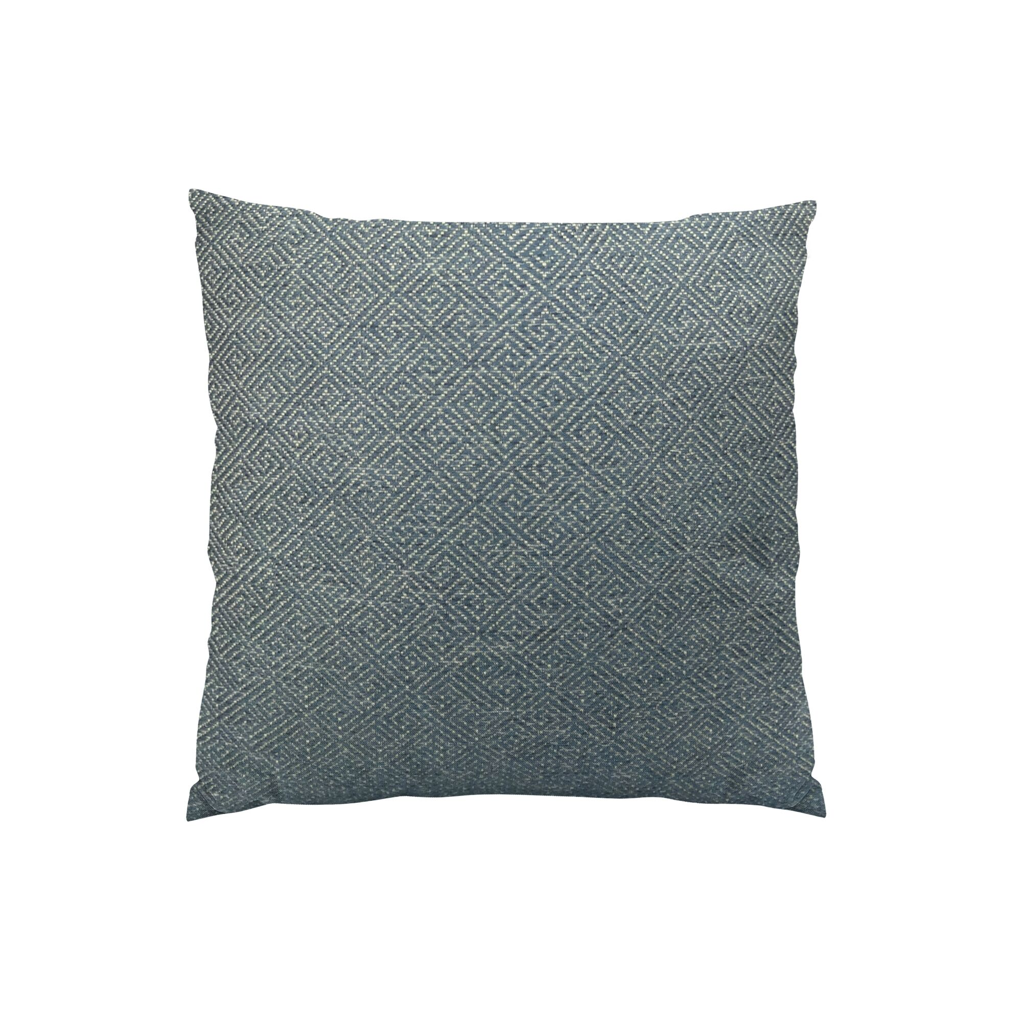 Textured Blend Throw Pillow Size: 22