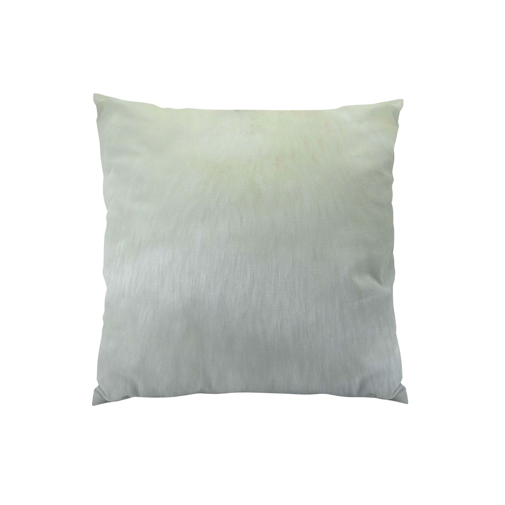 Arctic Fox Handmade Throw Pillow  Size: 24