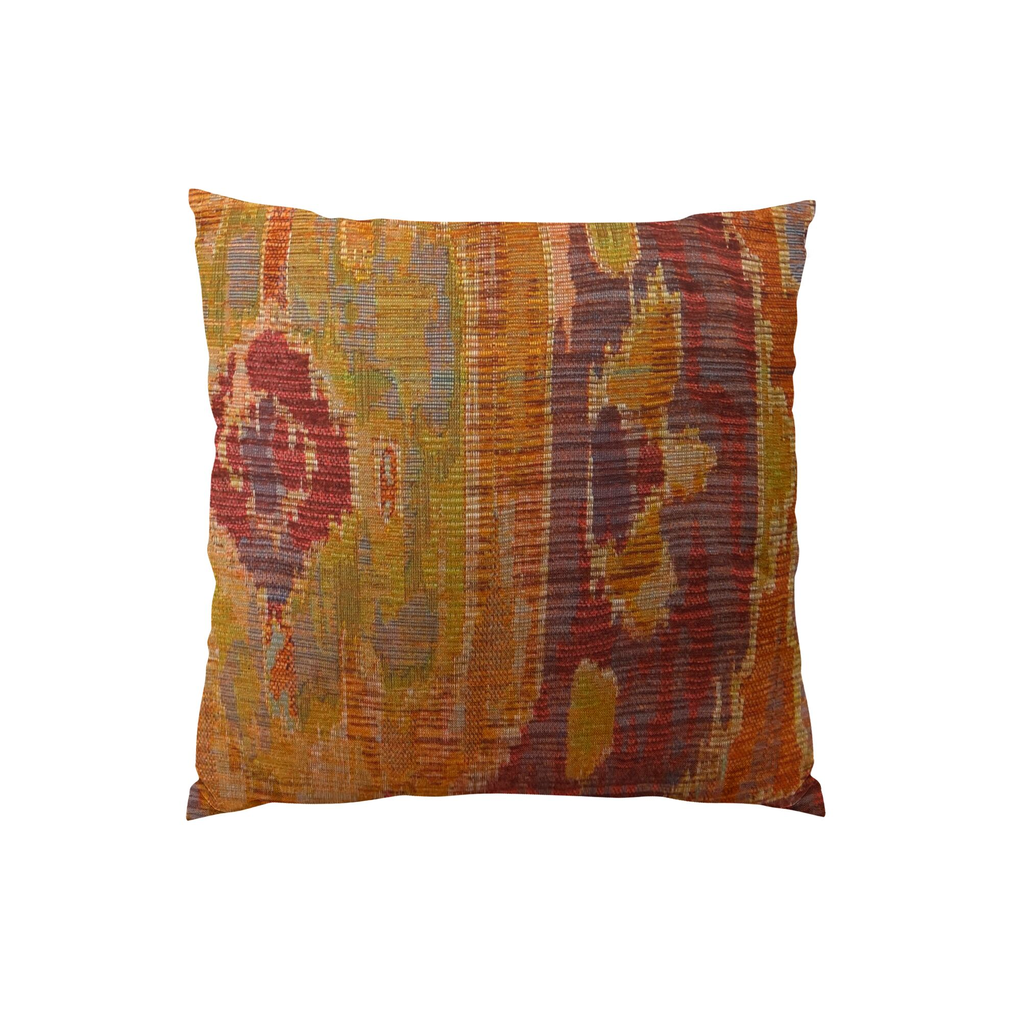 Bear Canyon Handmade Throw Pillow Size: 20