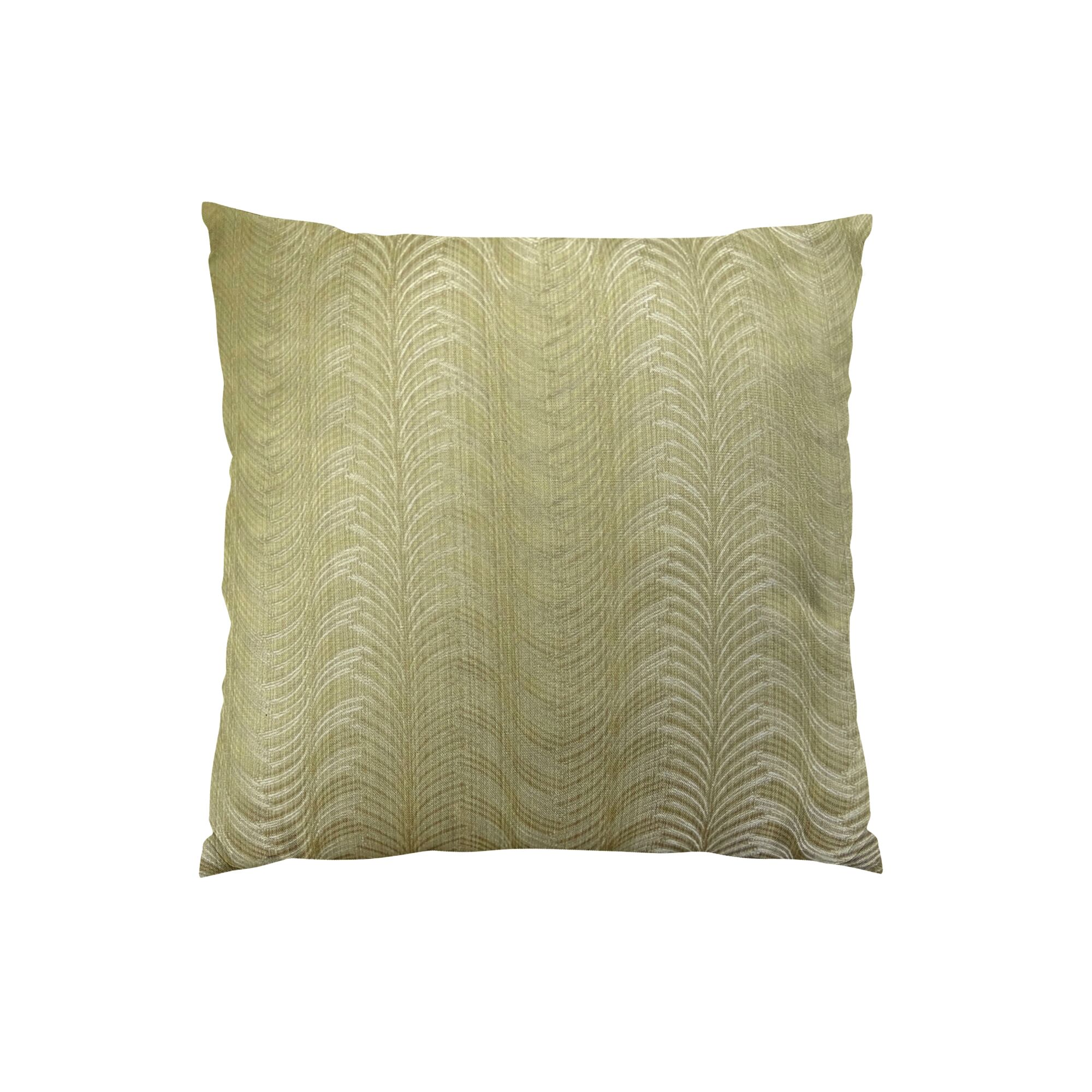 Delicate Throw Pillow Size: 20