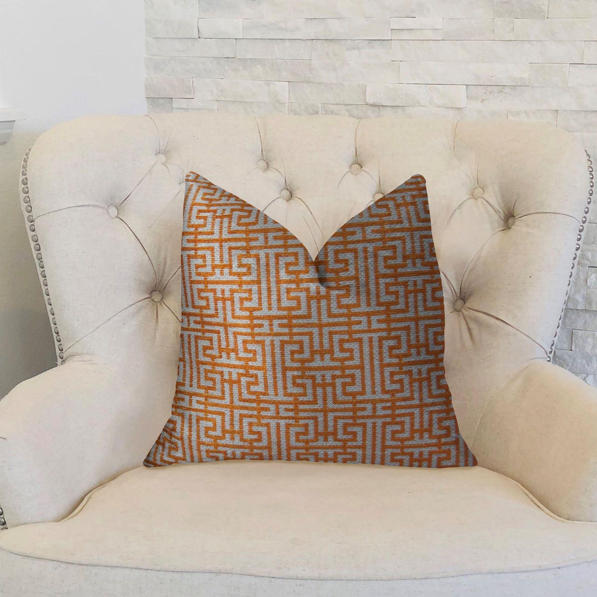 Gamboa Handmade Throw Pillow Size: 12