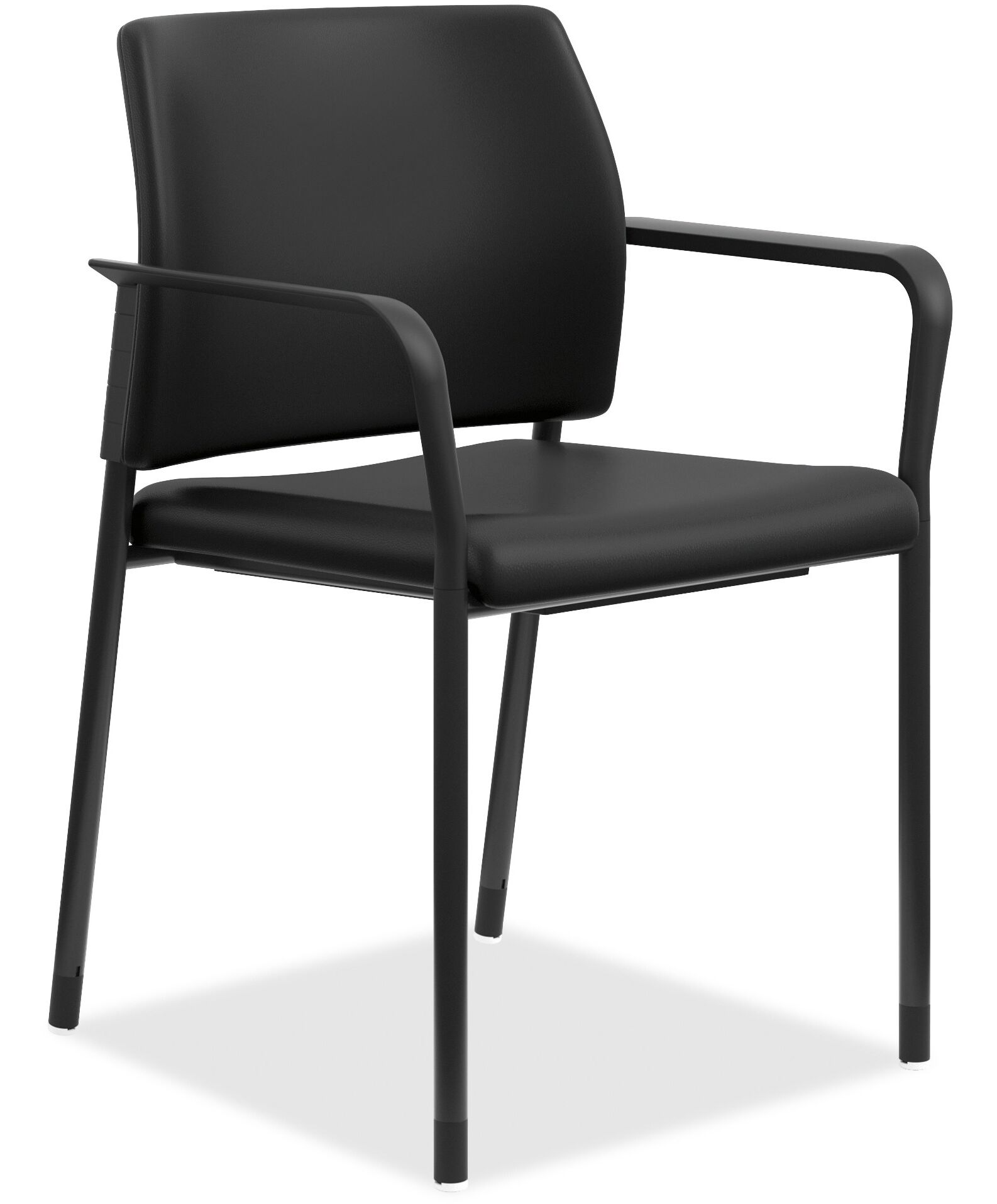 Guest Chair Arm Options: With Arms