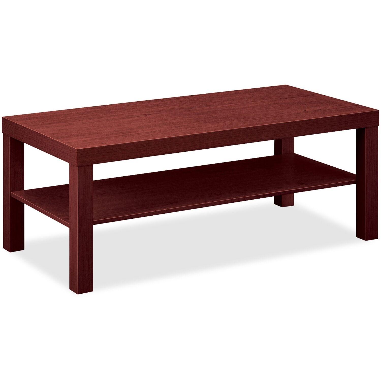 Coffee Table Color: Mahogany