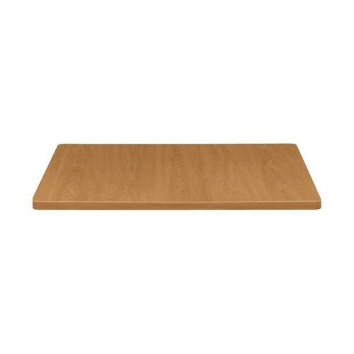Square Table Top Color: Harvest, Size: 1.13