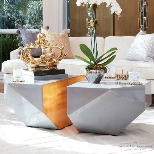Julia Buckingham Gema Coffee Table