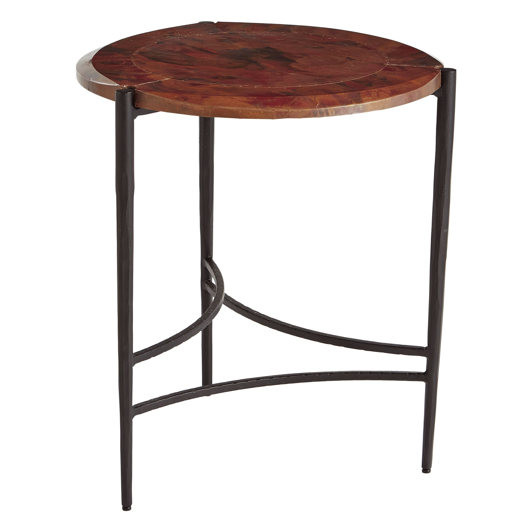 Arc End Table