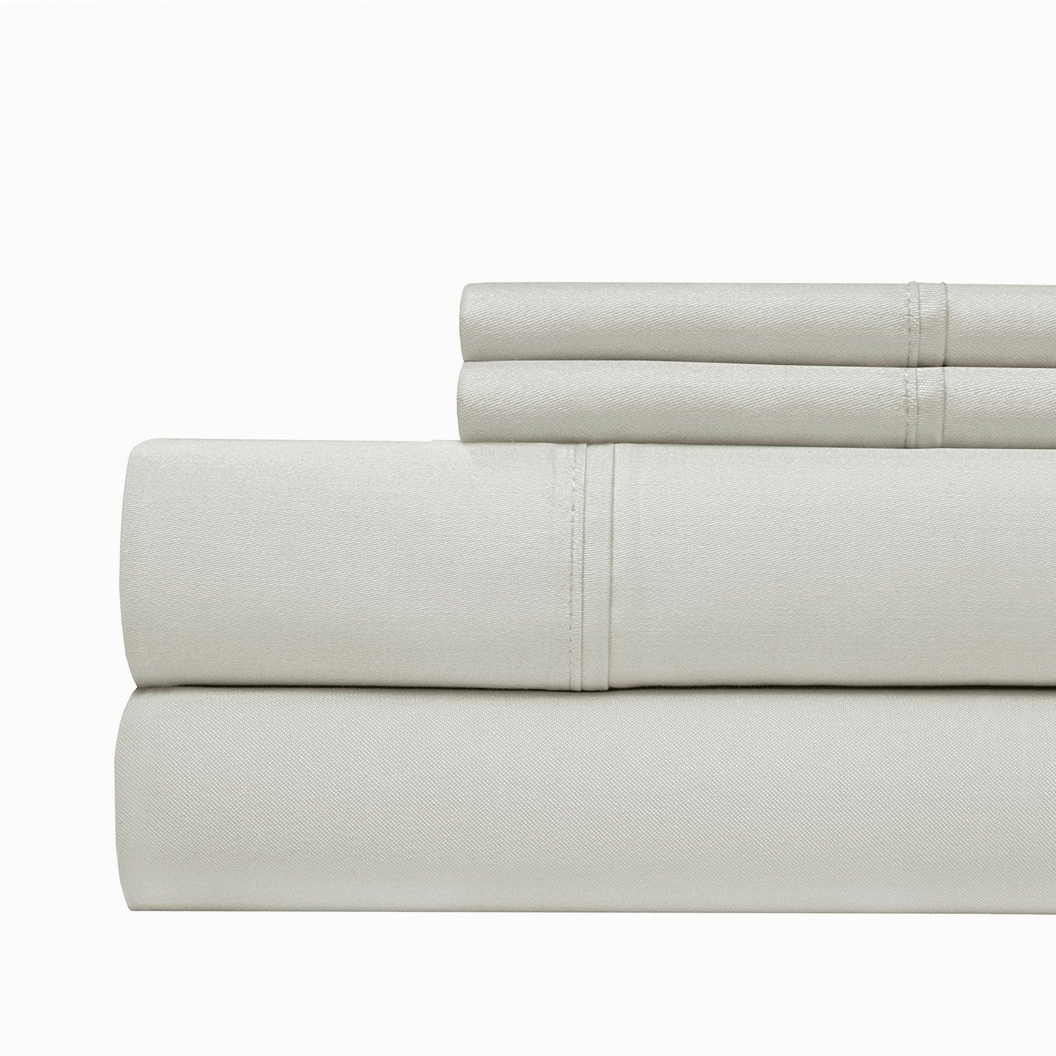 800 Thread Count Sheet Set Color: Grey, Size: King