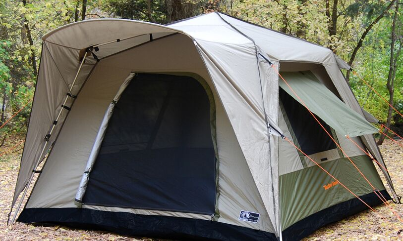 Freestander Turbo Tent Size: 4 Person