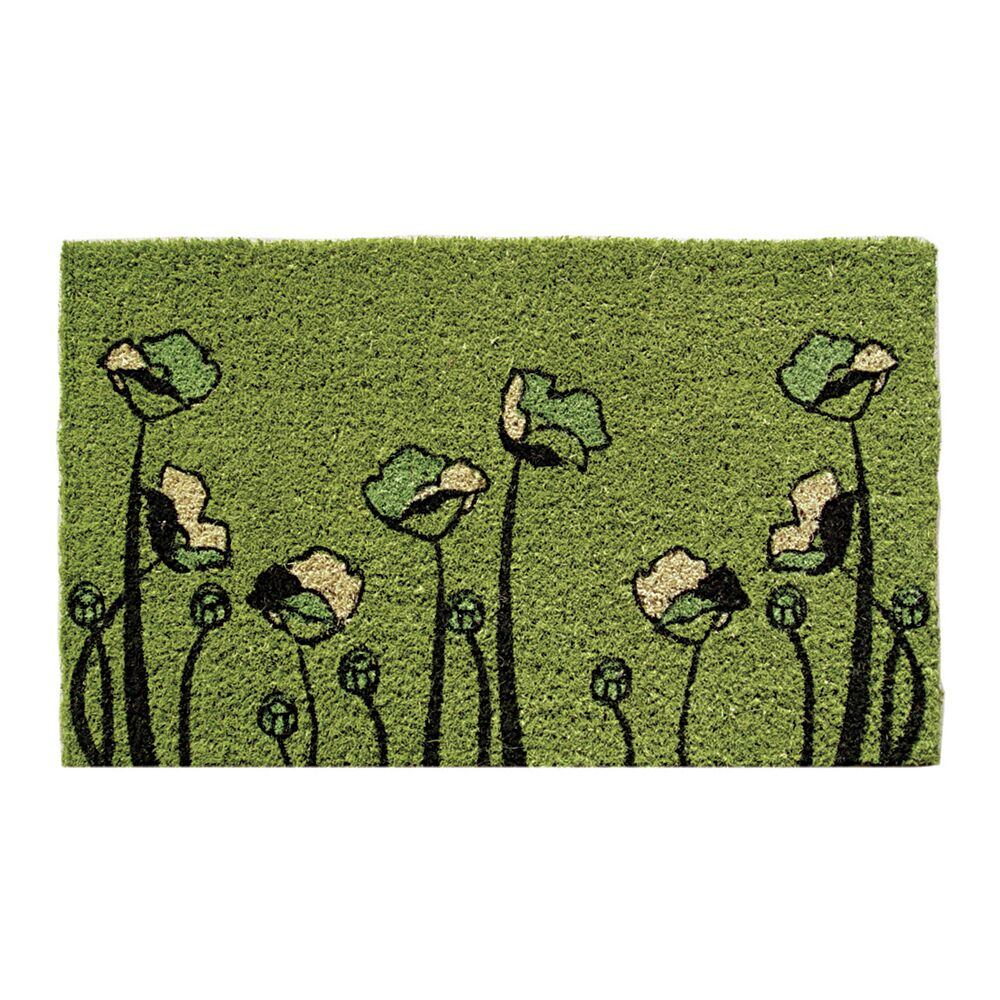 Gassin Two-Lips Doormat Mat Size: Rectangle 1'6