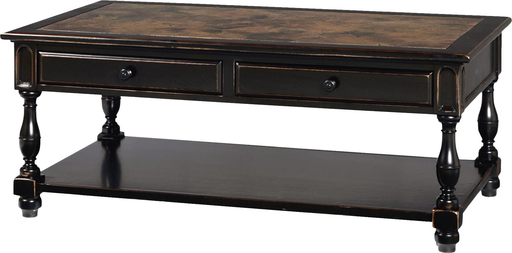 Durango Coffee Table with Storage