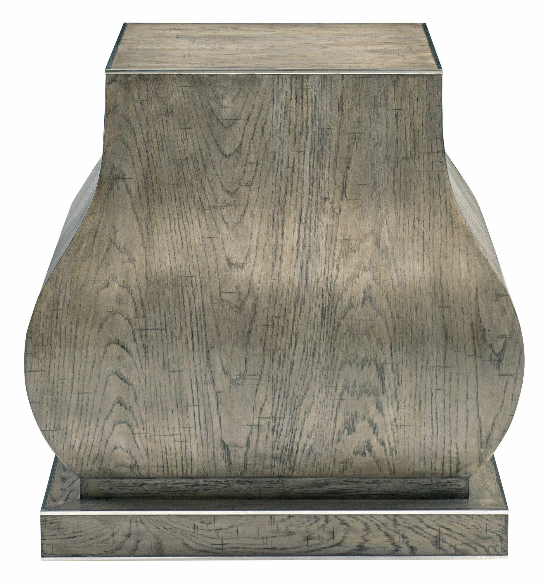 Montego Pedestal End Table