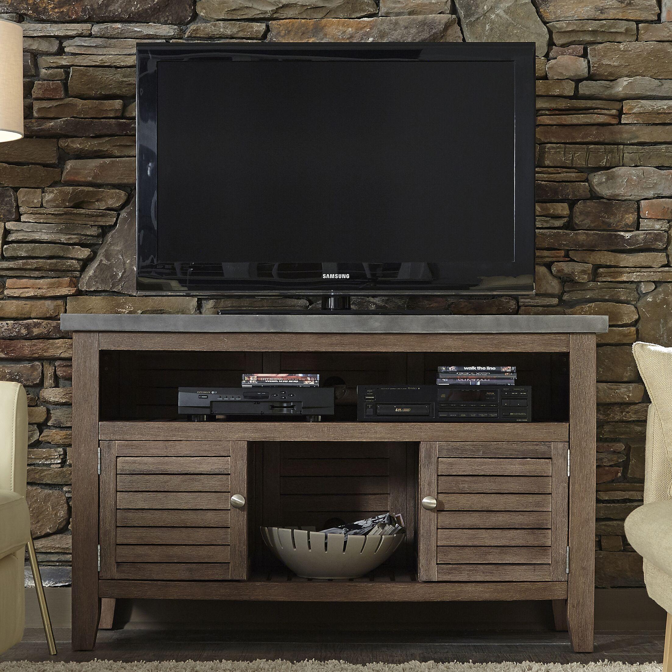 Ferguson Indoor Outdoor Buffet Credenza TV Stand