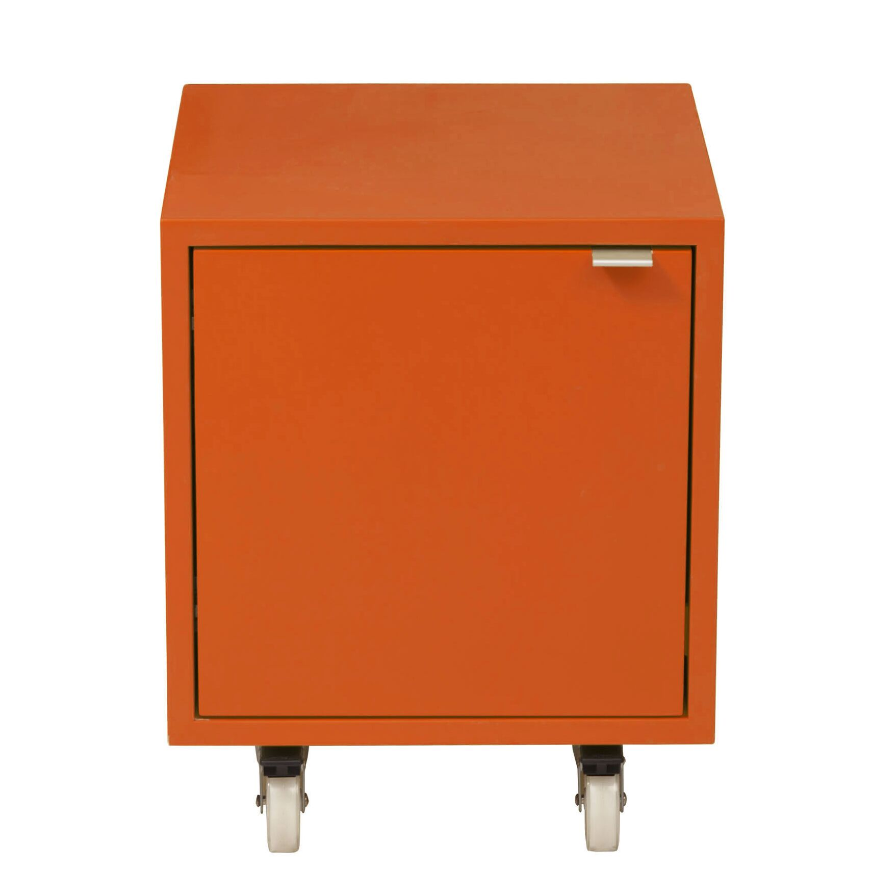 Media Multimedia Cabinet Wood Veneer: Maple, Color: Amber