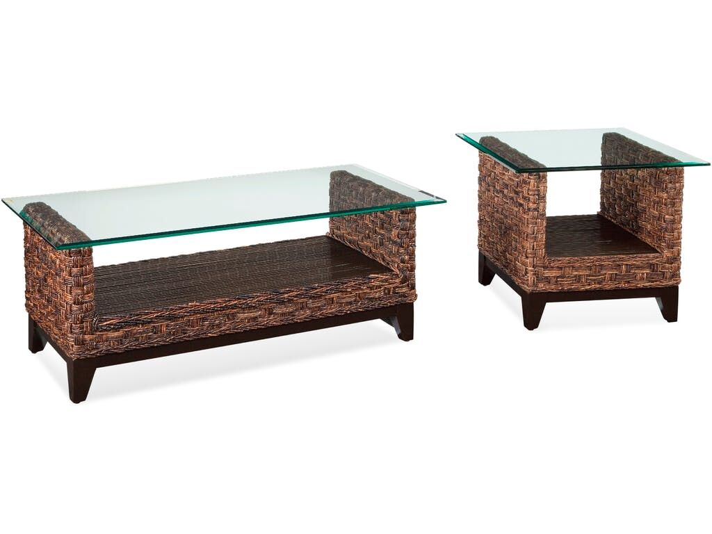 Tribeca 2 Piece Coffee Table Set