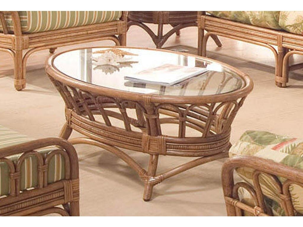 Moss Landing Coffee Table Color: Natural