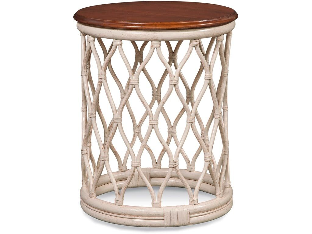 Occasional End Table Color: Bisque