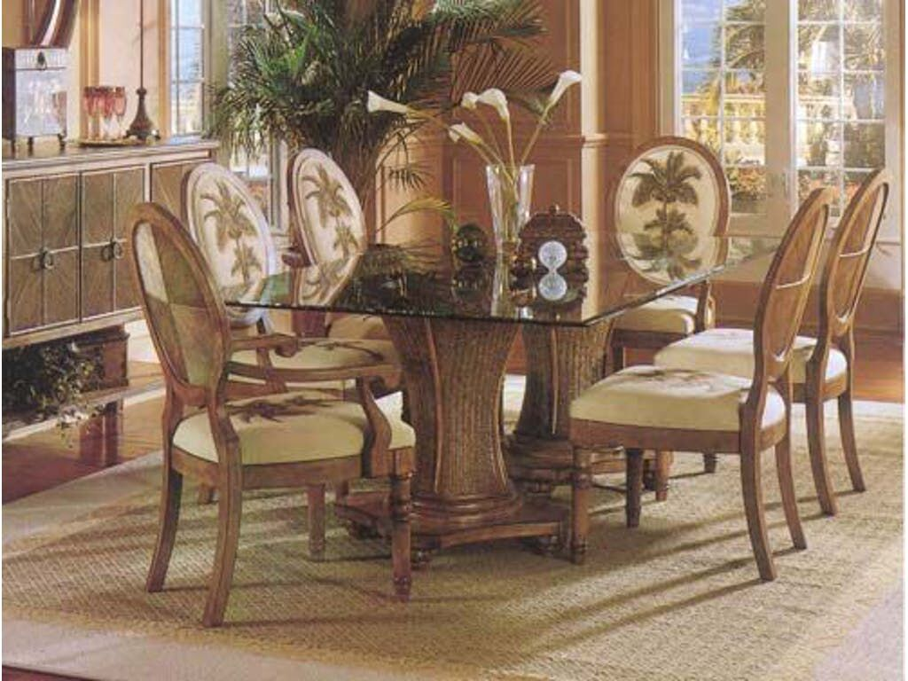 Sawgrass Dining Table Color: Black, Table Top Size: 30