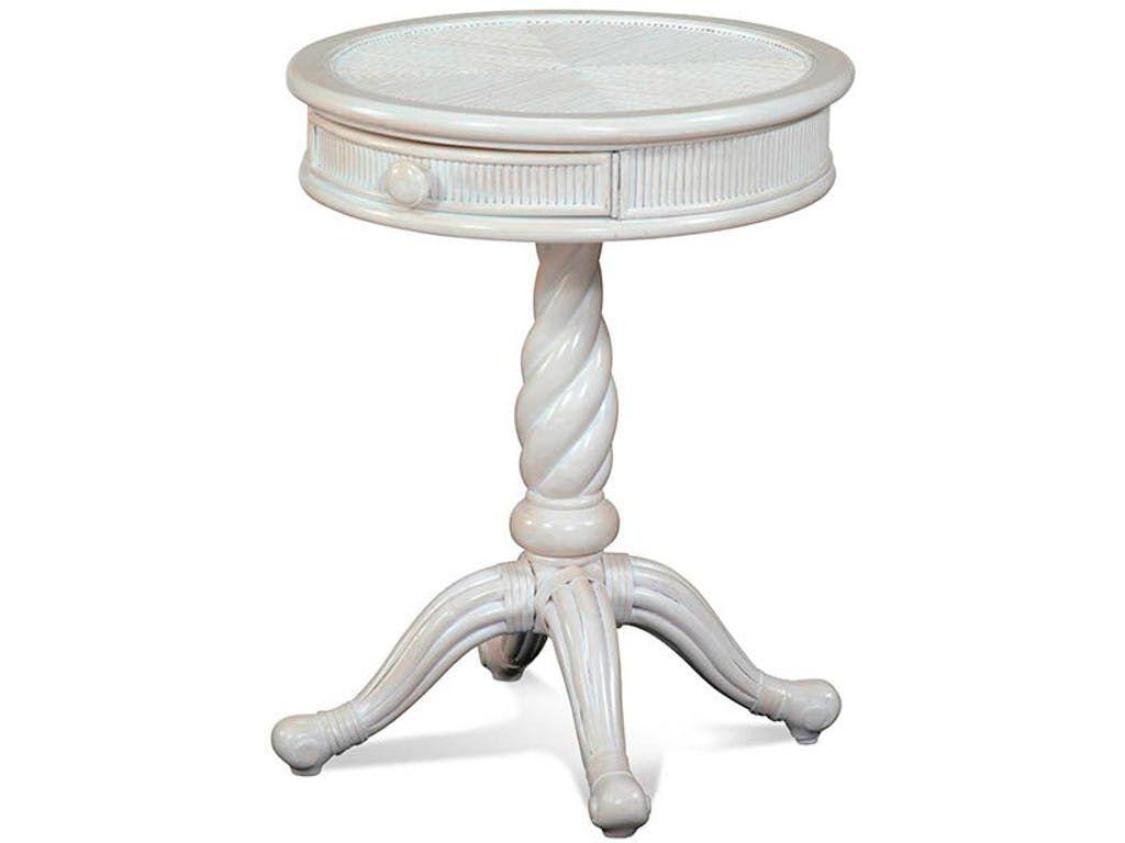 Buxton End Table Color: Honey
