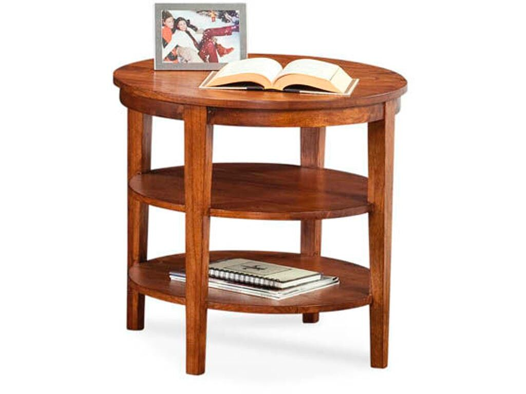 Concord End Table Color: Java