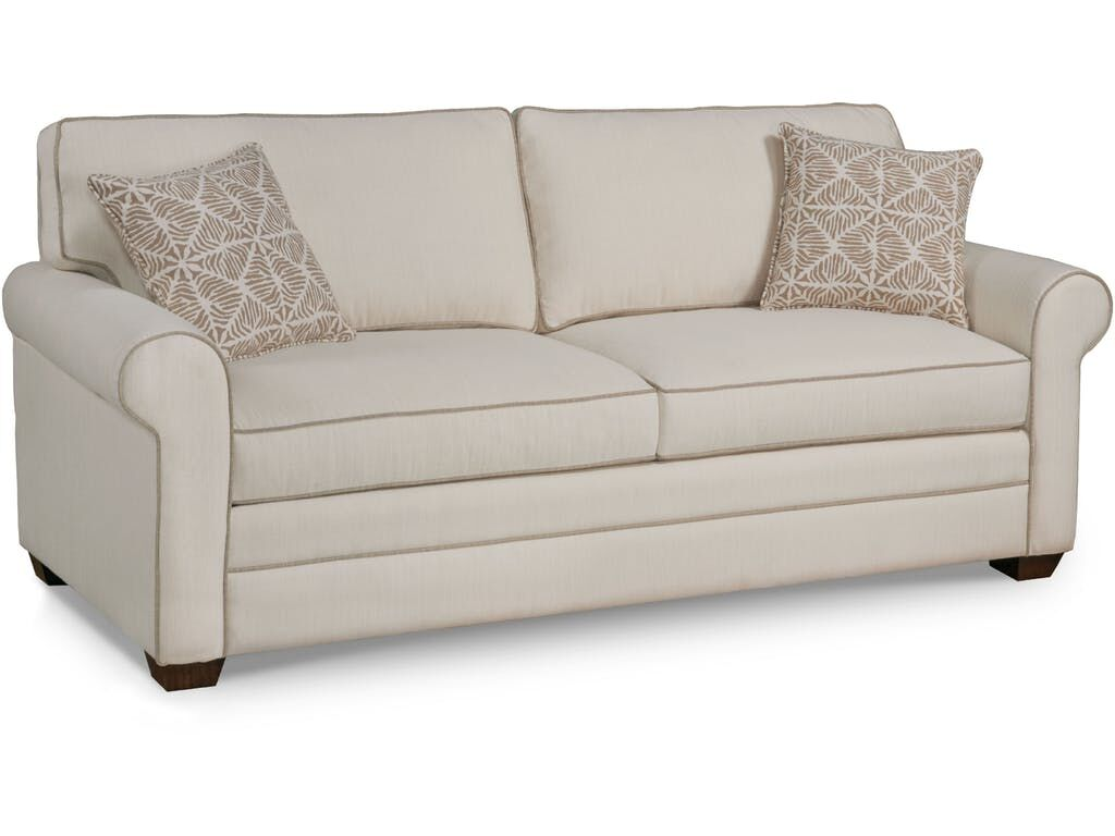 Bedford Loft Sofa Upholstery: 0358-88/Black