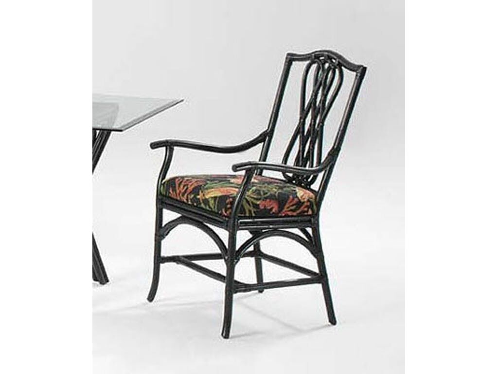 Overture Dining Chair Upholstery Color: 0216-53/Java