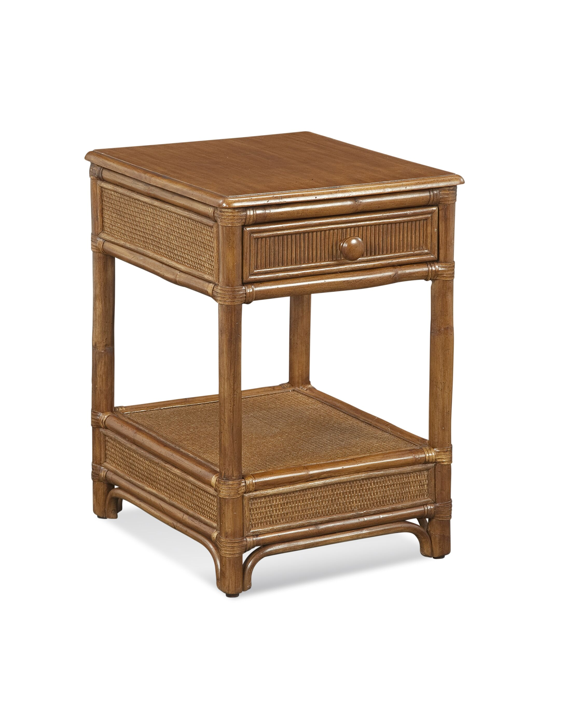 Summer Retreat Nightstand Color: Seamist