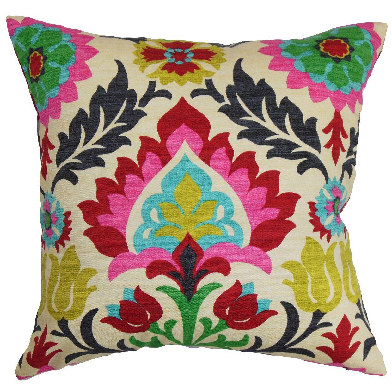 Brinkley Floral Bedding Sham Size: Standard