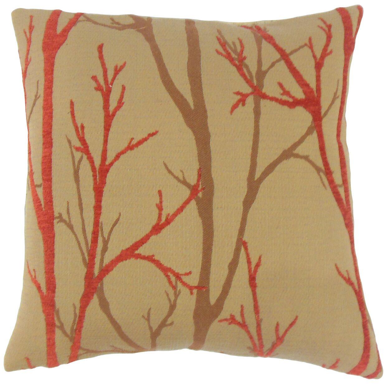 Ryne Foliage Bedding Sham Size: King